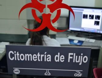 Cemar: nuevo equipo de medición celular para pacientes con VIH