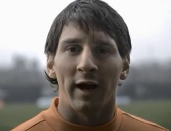 Lionel Messi contra el Mal de Chagas