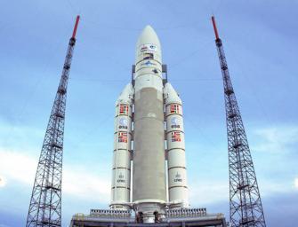 Satélite argentino en órbita