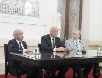 Santa Fe y la OPS firman un acuerdo de cooperación