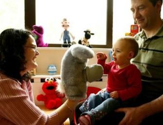 Siesta, buena para el aprendizaje de bebés