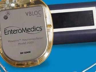 Primer dispositivo eléctrico contra la obesidad