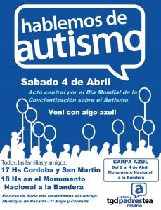 autismo afiche