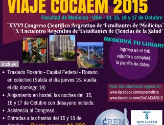 Congreso Científico Argentino de Estudiantes de Medicina