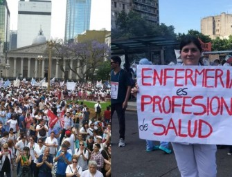 CABA: médicos y enfermeros marcharán contra la flexibilización laboral