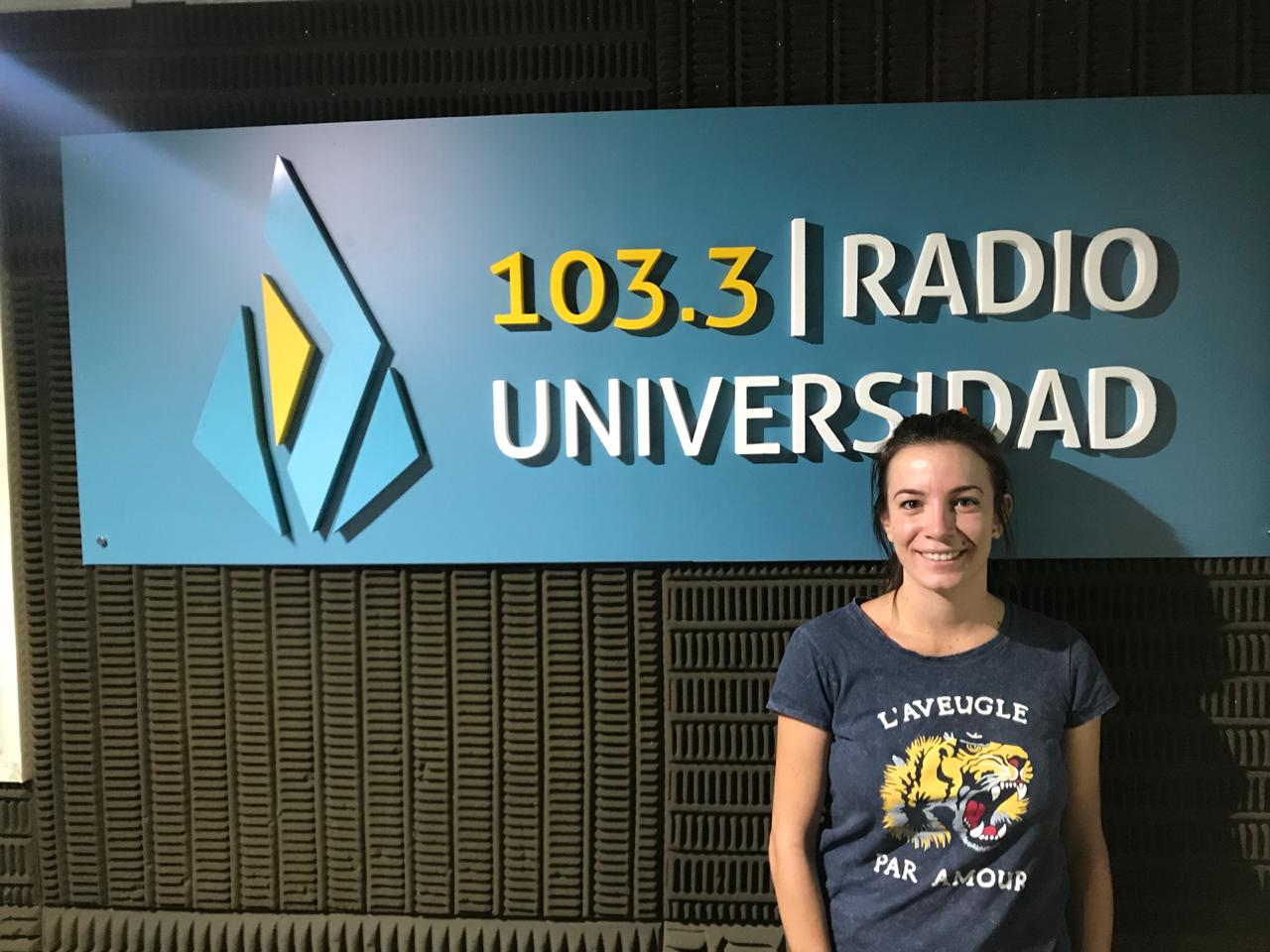Diputada Nacional Lucila de Ponti en Radio UNiversidad