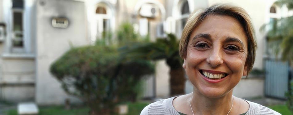 Viviana Roffi, obstetra, parto respetado