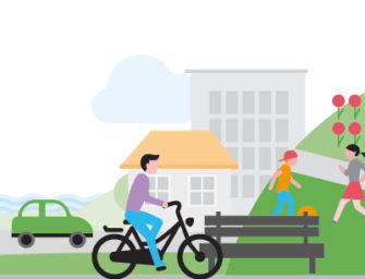Transportes públicos, espacios limpios y alimentos saludables pide la OMS