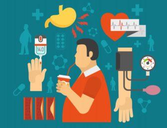 Según la OMS, en América 62 millones de personas sufren de diabetes tipo 2.
