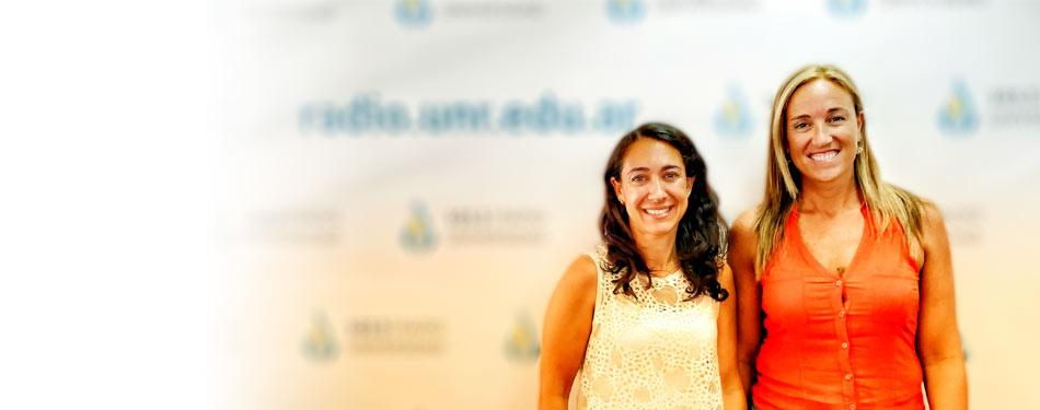 Victoria Boccio y Leticia Solari - Trasplante de útero